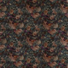Jewel Print Decorator Fabric by G P & J Baker