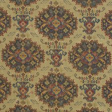 Spice Print Decorator Fabric by G P & J Baker
