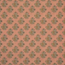 Blush Botanical Decorator Fabric by G P & J Baker