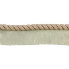 Cord Without Lip Beige Trim by Brunschwig & Fils
