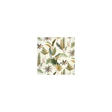 Ivory Botanical Decorator Fabric by Brunschwig & Fils