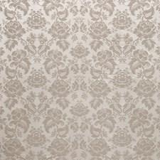 Grey Damask Decorator Fabric by Brunschwig & Fils