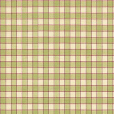 Apple Check Decorator Fabric by Brunschwig & Fils