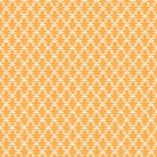 Kumquat Geometric Decorator Fabric by Brunschwig & Fils
