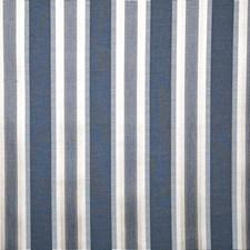 Midnight Stripe Decorator Fabric by Pindler