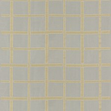 Gold/Silver Sheer Decorator Fabric by G P & J Baker