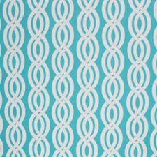 Turquoise Decorator Fabric by RM Coco