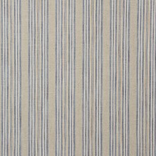 Cadet Stripe Decorator Fabric by Pindler