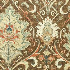 Wild Turkey Decorator Fabric by RM Coco