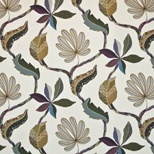 Plum Wine Decorator Fabric by Kasmir