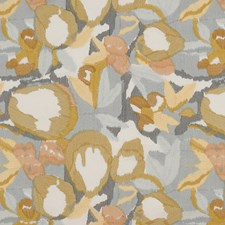 Autumn Bouquet Decorator Fabric by Scalamandre