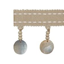 Tassel Bead Linen Trim by Pindler