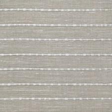 Platinum Stripe Decorator Fabric by Pindler