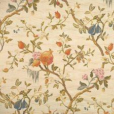 Antique White Decorator Fabric by Scalamandre