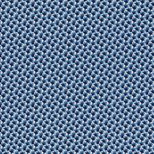 Sapphire Leaf Decorator Fabric by Duralee
