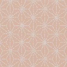 Blush Dots Decorator Fabric by Duralee