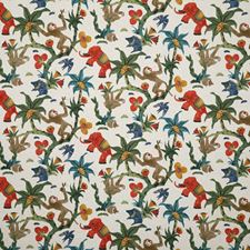 Forest Print Decorator Fabric by Pindler
