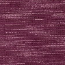 Magenta Chenille Decorator Fabric by Duralee