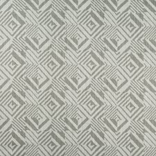 Pewter Diamond Decorator Fabric by Kravet