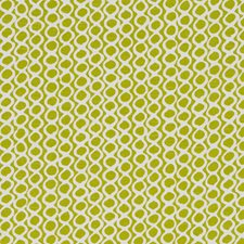 Apple Green Dots Decorator Fabric by Duralee