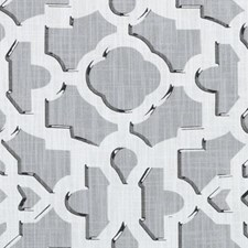 Greystone Geometric Decorator Fabric by Duralee