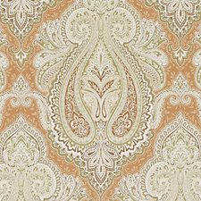 Spice Paisley Decorator Fabric by Duralee