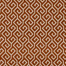 Brick Geometric Decorator Fabric by Duralee