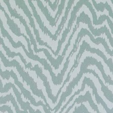 Natural/aqua Decorator Fabric by Duralee