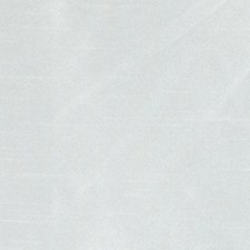 Winter White Faux Silk Decorator Fabric by Duralee