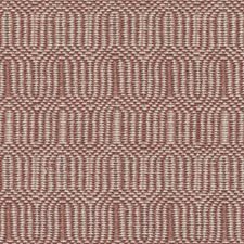 Chilipepper Geometric Decorator Fabric by Duralee