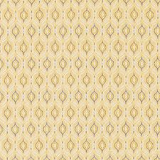 Buttercup Geometric Decorator Fabric by Duralee