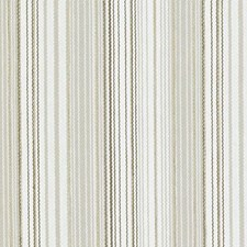 Natural/Brown Stripe Decorator Fabric by Duralee