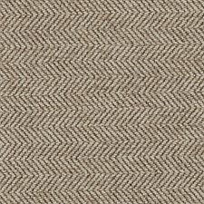 Nutmeg Herringbone Decorator Fabric by Duralee