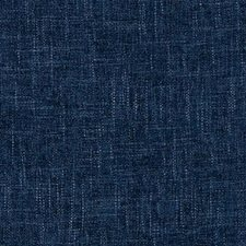 Blue Chenille Decorator Fabric by Duralee