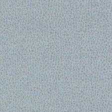 Aqua/Gold Dots Decorator Fabric by Duralee