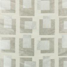 Silver/Stone Silk Decorator Fabric by Threads