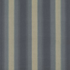 Blue Weave Decorator Fabric by Threads