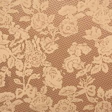 Nutmeg Velvet Decorator Fabric by Mulberry Home