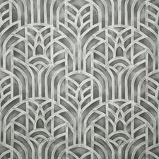 Chrome Contemporary Decorator Fabric by Pindler