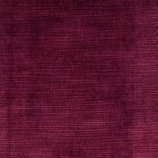 Cassis Solids Decorator Fabric by Clarke & Clarke