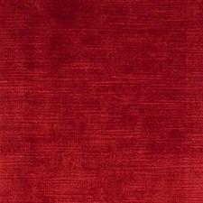 Cherry Solids Decorator Fabric by Clarke & Clarke