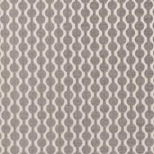 Steel Chenille Decorator Fabric by Clarke & Clarke