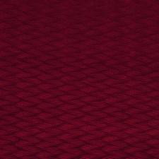 Crimson Abstract Decorator Fabric by Clarke & Clarke