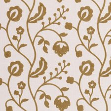 Sage Crewel Decorator Fabric by Clarke & Clarke