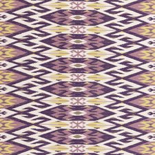 Passion Ethnic Decorator Fabric by Clarke & Clarke