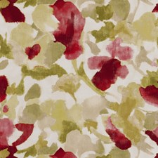 Chintz Floral Medium Decorator Fabric by Clarke & Clarke