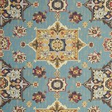 Cameo Ethnic Decorator Fabric by Clarke & Clarke
