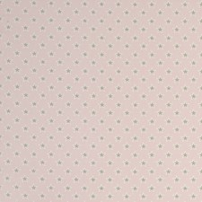 Stars Pink Decorator Fabric by Clarke & Clarke