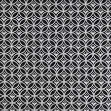 Black/White Weave Decorator Fabric by Clarke & Clarke