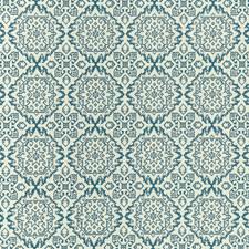 Indigo Weave Decorator Fabric by Clarke & Clarke